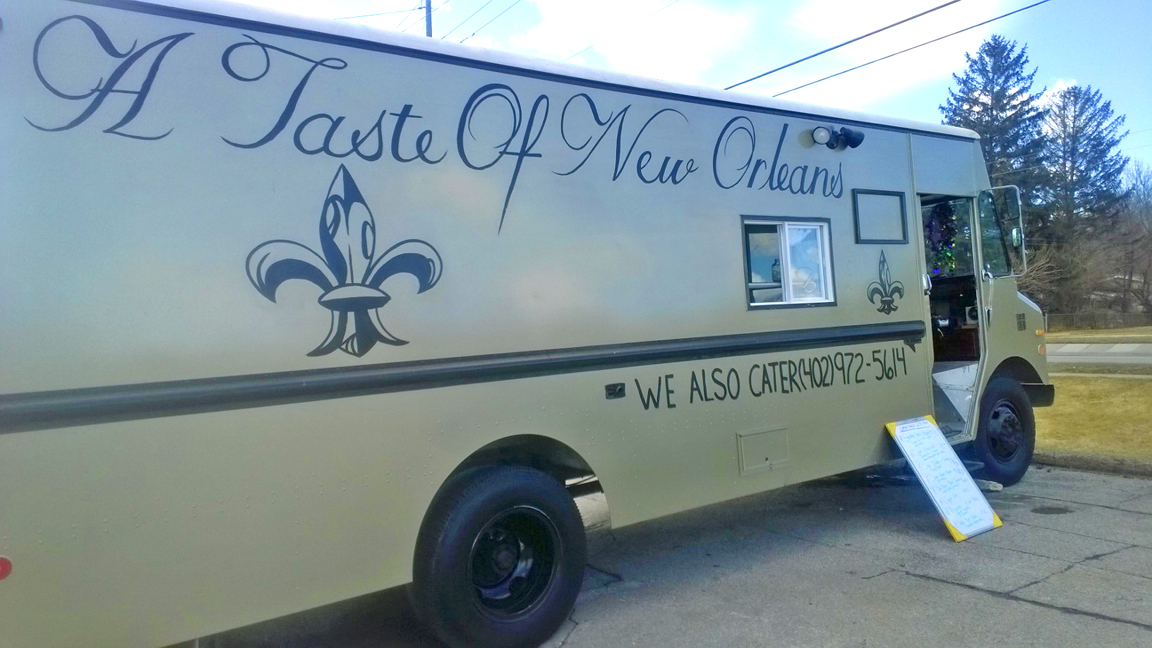 Tasty Food Truck New Orleans