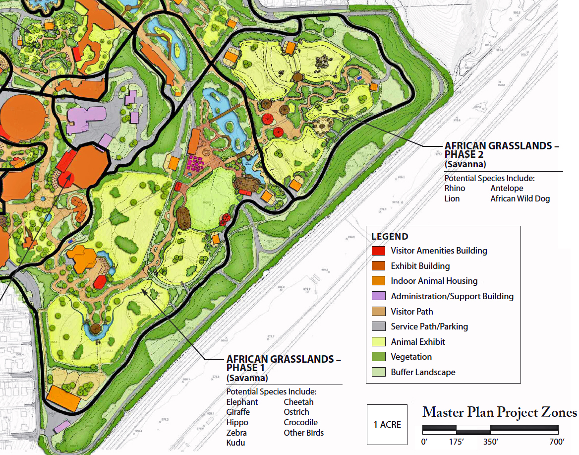 Map of the henry doorly zoo in omaha ne best image konpax 2017 omaha s henry doorly zoo and aquarium page 11 forums publicscrutiny Gallery